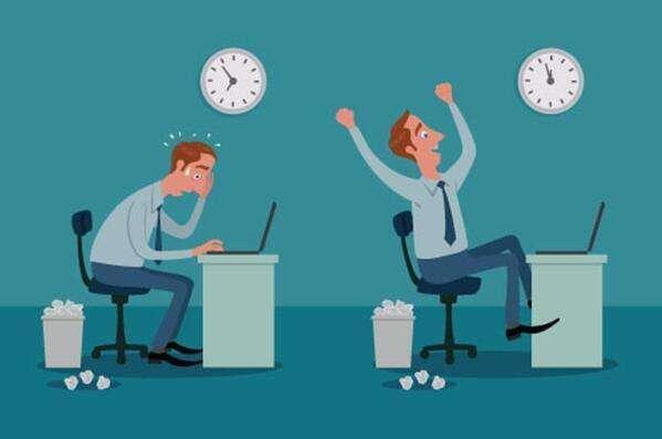 职场中,3招快速提升竞争力!