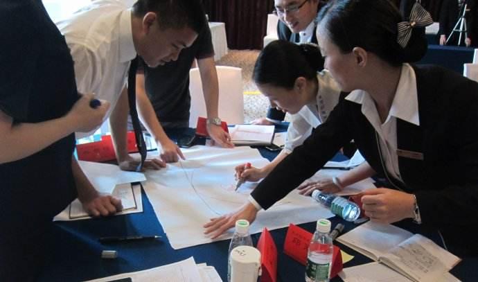 TTT培训互动环节集锦